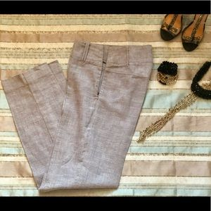 Linen Slacks